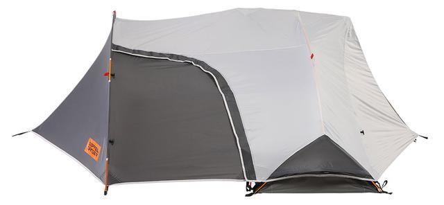 画像2: 前室が広いのに収納サイズがコンパクト、初めてのテントにもよさそう!
