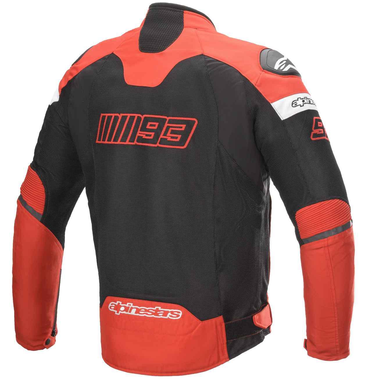 画像2: 左腕の「93」って何でしょう? アルパインスターズの新作メッシュジャケットは、〇〇〇〇とのコラボ製品!