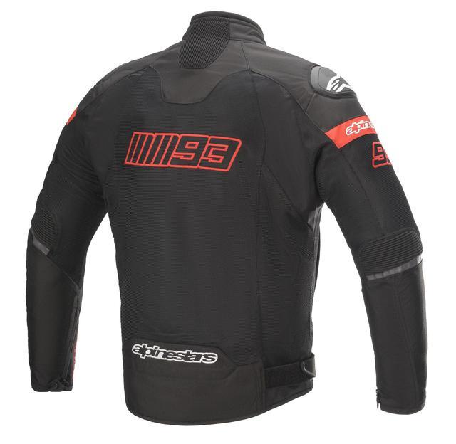 画像4: 左腕の「93」って何でしょう? アルパインスターズの新作メッシュジャケットは、〇〇〇〇とのコラボ製品!