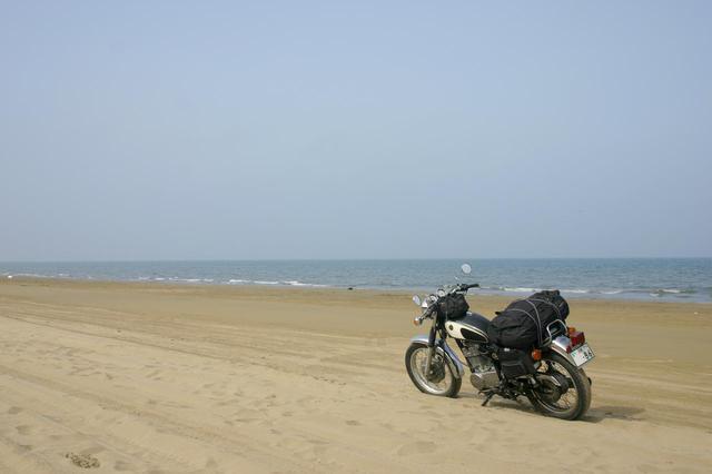 画像1: ② 石川県・千里浜なぎさドライブウェイ