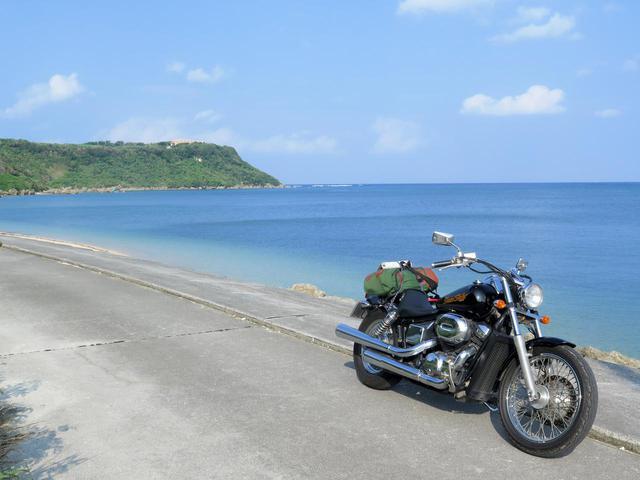 画像: 伊計島は海もきれい。