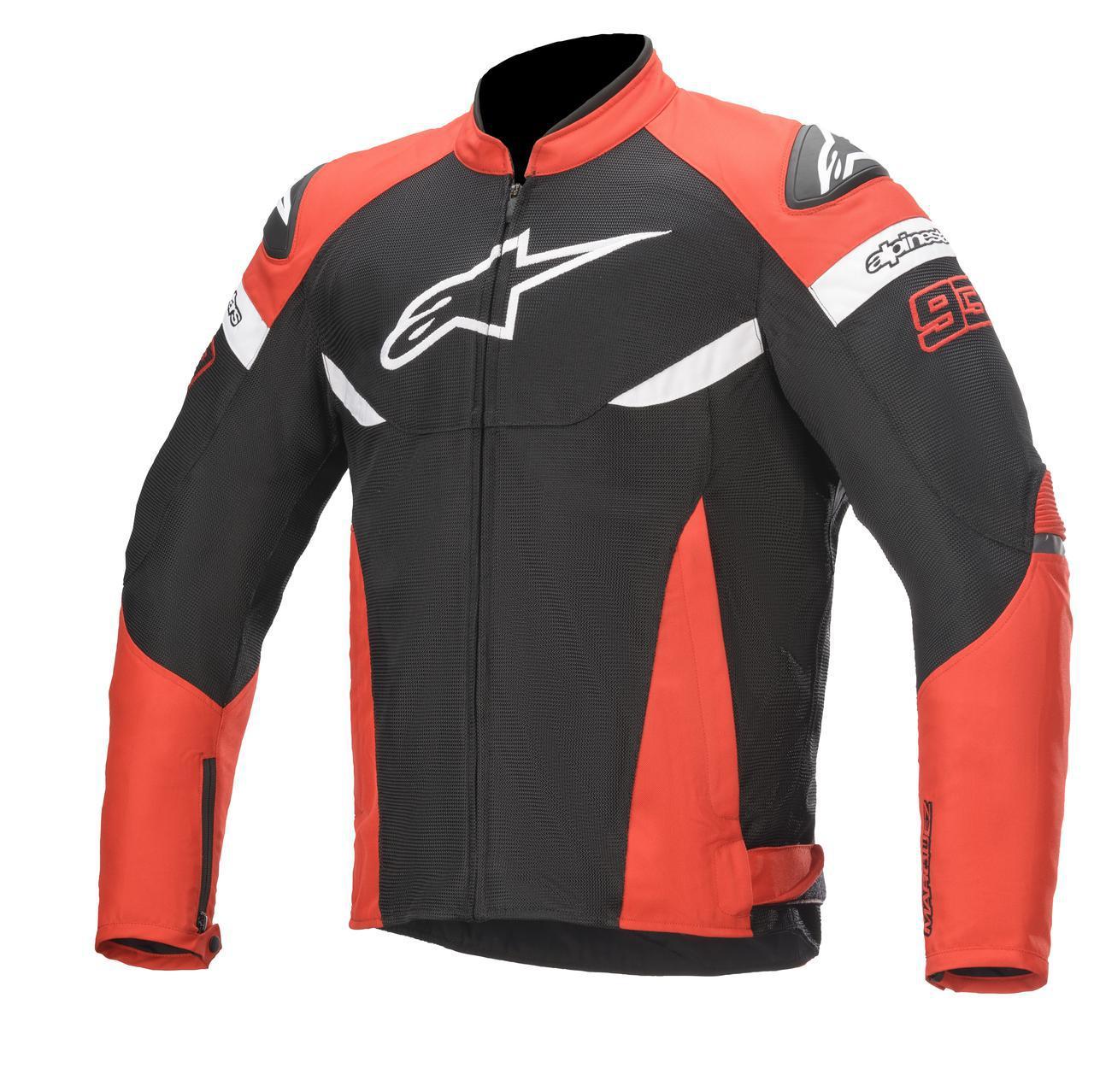 画像1: 左腕の「93」って何でしょう? アルパインスターズの新作メッシュジャケットは、〇〇〇〇とのコラボ製品!