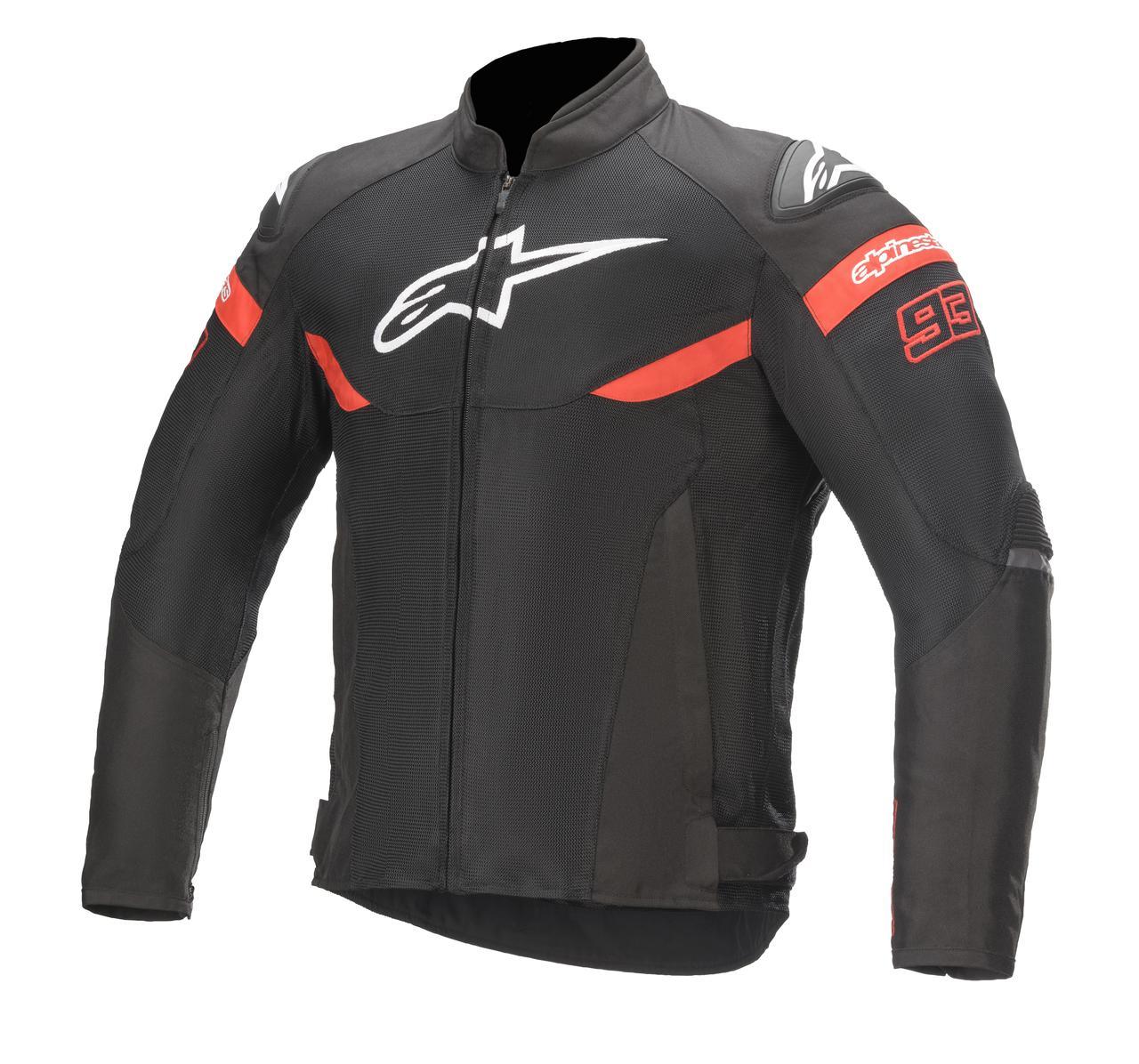 画像6: 左腕の「93」って何でしょう? アルパインスターズの新作メッシュジャケットは、〇〇〇〇とのコラボ製品!