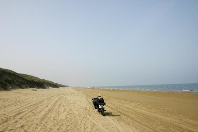 画像2: ② 石川県・千里浜なぎさドライブウェイ