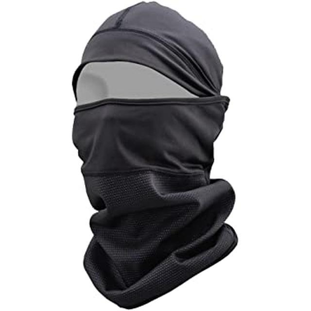 画像: Amazonでも販売中 | ヘンリービギンズ HBV-019 放熱冷感インナーフルフェイスマスク