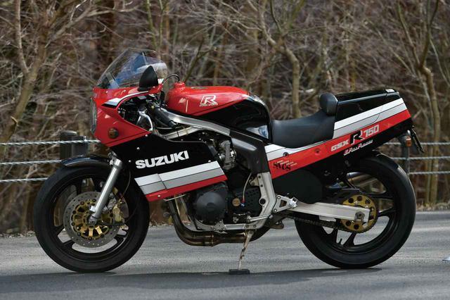 画像2: 1985 GSX-R750 GR71F