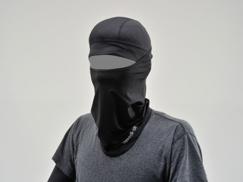 画像: 【デイトナ公式サイト】HenlyBegins HBV-019放熱冷感インナーフルフェイスマスク