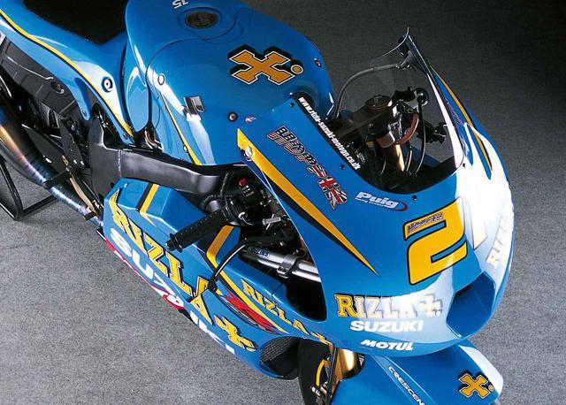 画像: 【MotoGP創成期】SUZUKI GSV-R(2006)徹底解剖<No.01>「990㏄時代最後の2006年型GSV-R」 - webオートバイ