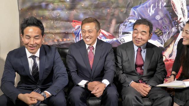 画像: 成田亮 引退記者会見 www.youtube.com