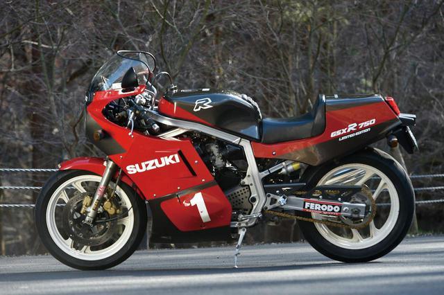 画像2: 1986 GSX-R750R GR71G