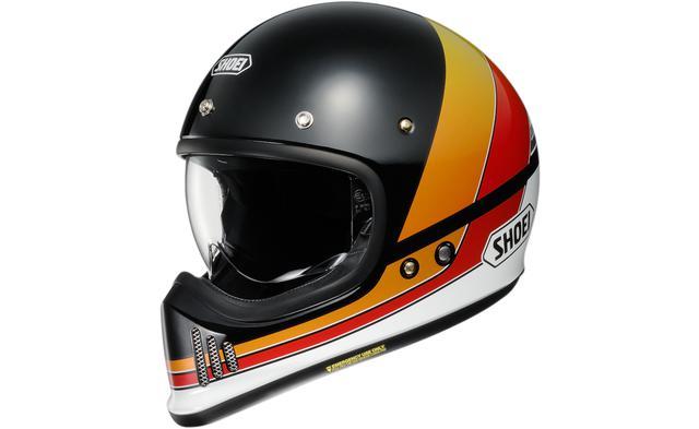 画像2: スクランブラーやネオクラシックのバイクに似合うフルフェイス・ヘルメット! SHOEI「EX-ZERO」に新色が登場