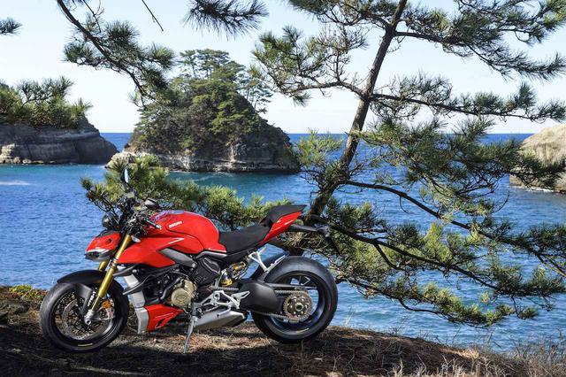 画像: ドゥカティ「ストリートファイターV4S」の魅力。特徴を徹底解説!  - webオートバイ
