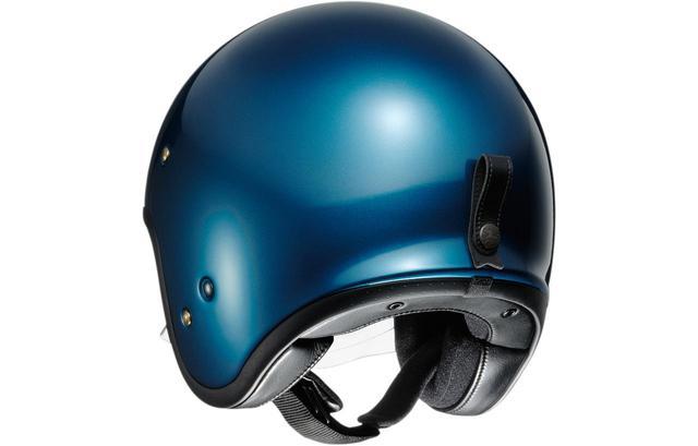 画像8: 【SHOEI】ジェットヘルメット「J・O」2020年最新情報|新色を3カラー追加し、全8色で展開! 特徴と価格をチェック