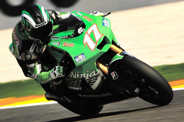 画像: ランディ・ドゥプニエ + カワサキ・レーシング・チーム