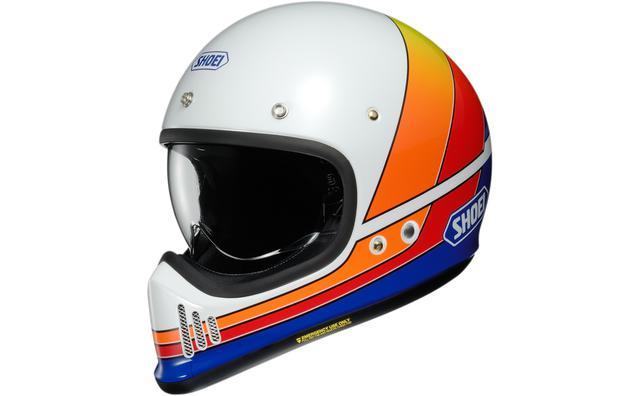 画像3: スクランブラーやネオクラシックのバイクに似合うフルフェイス・ヘルメット! SHOEI「EX-ZERO」に新色が登場