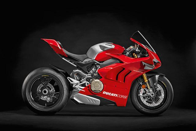 画像: DUCATI「パニガーレ V4 R」のモデル情報 - webオートバイ