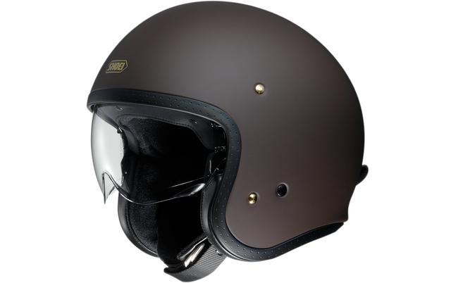 画像18: 【SHOEI】ジェットヘルメット「J・O」2020年最新情報|新色を3カラー追加し、全8色で展開! 特徴と価格をチェック