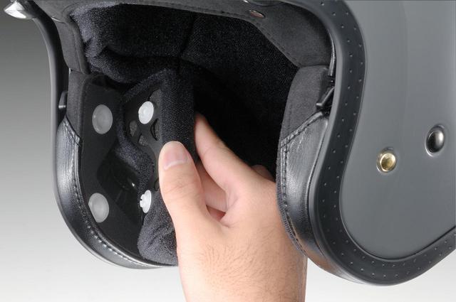 画像10: 【SHOEI】ジェットヘルメット「J・O」2020年最新情報|新色を3カラー追加し、全8色で展開! 特徴と価格をチェック