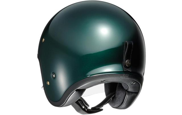 画像5: 【SHOEI】ジェットヘルメット「J・O」2020年最新情報|新色を3カラー追加し、全8色で展開! 特徴と価格をチェック