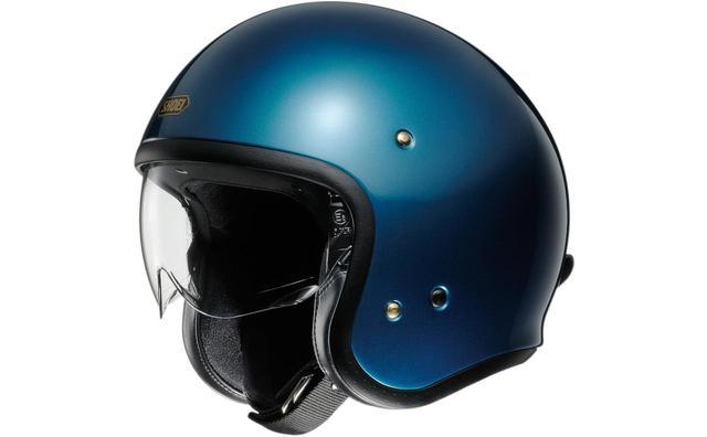 画像7: 【SHOEI】ジェットヘルメット「J・O」2020年最新情報|新色を3カラー追加し、全8色で展開! 特徴と価格をチェック