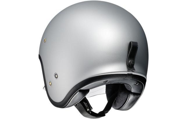 画像2: 【SHOEI】ジェットヘルメット「J・O」2020年最新情報|新色を3カラー追加し、全8色で展開! 特徴と価格をチェック