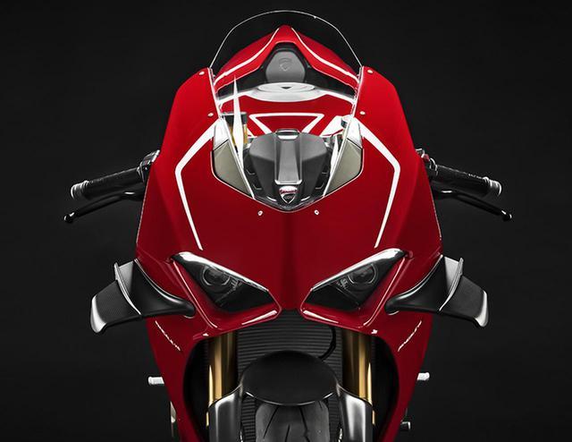 画像: 最近流行りの「羽」ウイングレットの効能とは? - webオートバイ