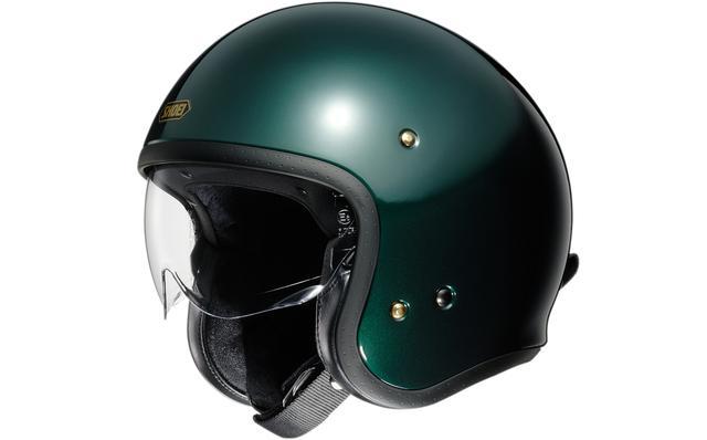 画像14: 【SHOEI】ジェットヘルメット「J・O」2020年最新情報|新色を3カラー追加し、全8色で展開! 特徴と価格をチェック