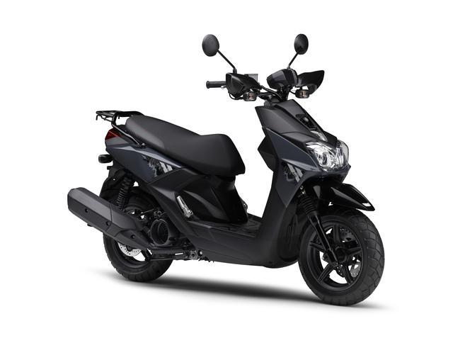 画像3: ヤマハ「BW'S125」(ビーウィズ125)2020年モデル情報|新色が4月25日に発売!【価格・発売日・カラー・スペック】