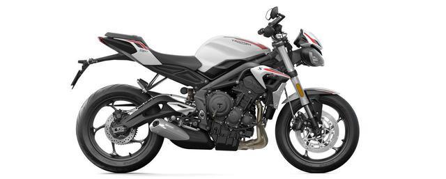 画像4: 価格は税込99万9000円!トライアンフ 2020年新型モデル「ストリートトリプルS」は5月9日発売! 660cc 3気筒スポーツの特徴・スペック・動画