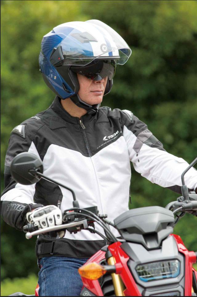 画像: ゼロスヘルメット ツートンモデルのインプレはこちら!- webオートバイ
