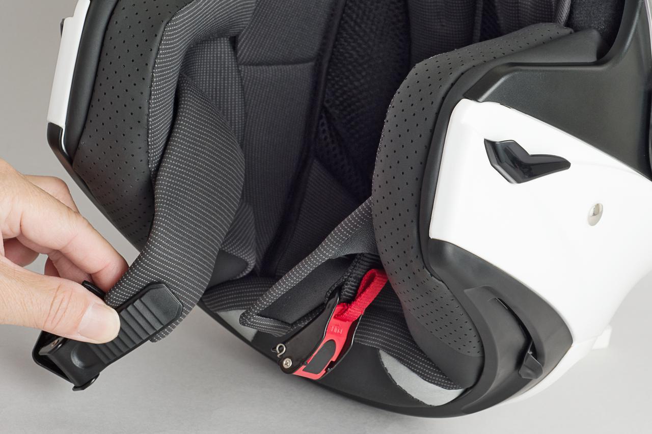 画像: ROM「ZEROS ヘルメット」新色はマットブラックとグラスホワイト