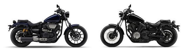 画像2: ヤマハ「ボルト」「ボルト Rスペック」がマイナーチェンジで新型に! 2020年モデルが6月18日発売