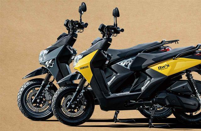 画像1: YAMAHA「BW'S125」2020年モデル