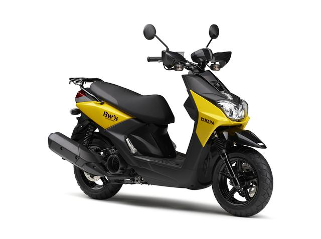 画像4: ヤマハ「BW'S125」(ビーウィズ125)2020年モデル情報|新色が4月25日に発売!【価格・発売日・カラー・スペック】
