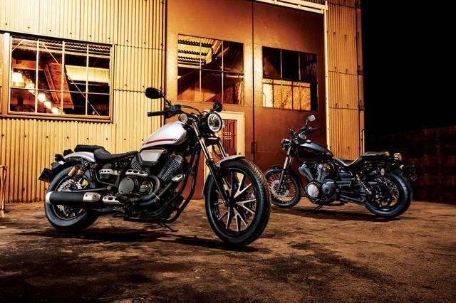 画像: ヤマハが「BOLT ABS」「BOLT Rスペック ABS」2019年モデル情報 - webオートバイ