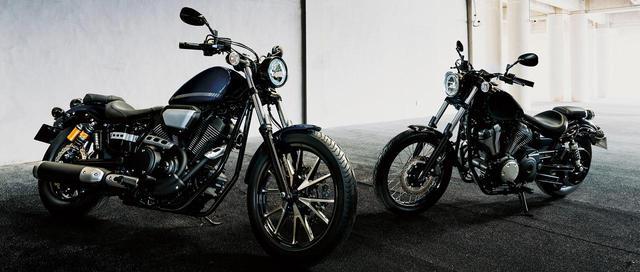 画像: (左) ボルト Rスペック ABS/(右)ボルト ABS