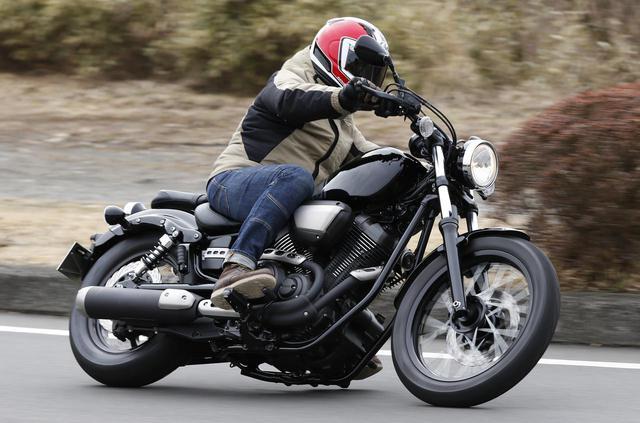 画像: ヤマハ「ボルト ABS」の特徴・インプレはこちら - webオートバイ