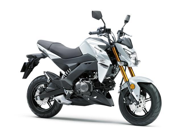 画像8: カワサキ「Z125 PRO」(2020年)解説&インプレッション シャープな走りが楽しめる原付二種スポーツバイク