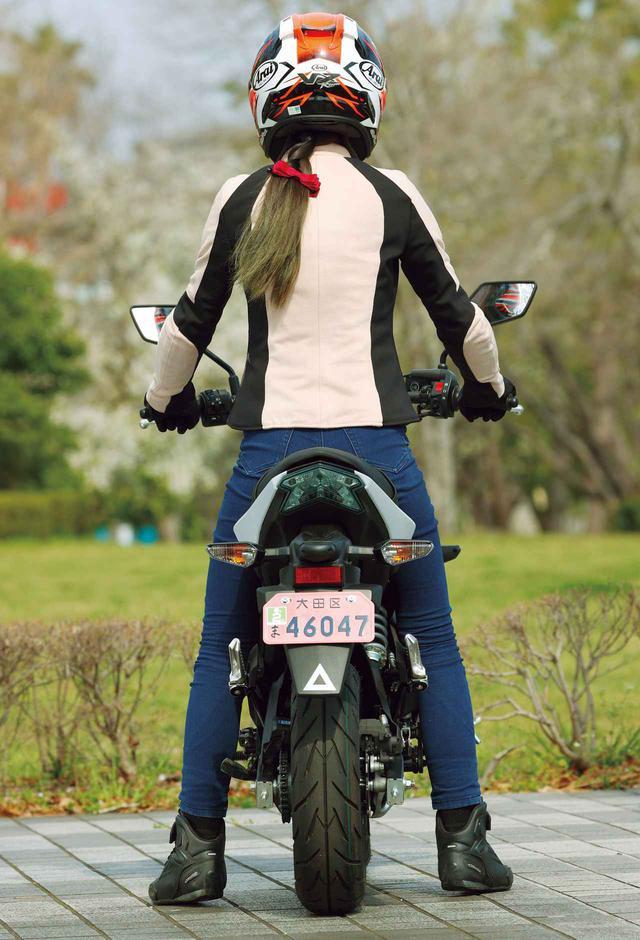 画像11: カワサキ「Z125 PRO」(2020年)解説&インプレッション シャープな走りが楽しめる原付二種スポーツバイク