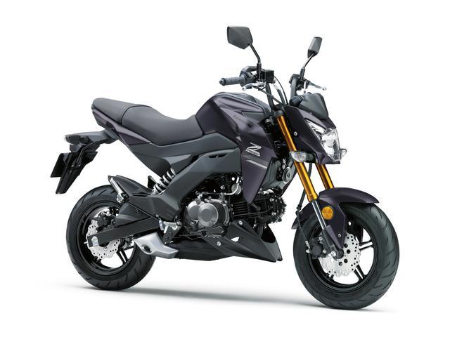 画像7: カワサキ「Z125 PRO」(2020年)解説&インプレッション シャープな走りが楽しめる原付二種スポーツバイク