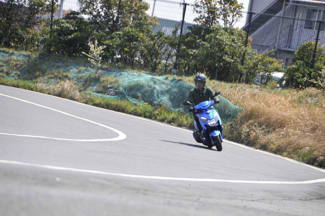 画像: ライダー:西野鉄兵/写真:岩瀬孝昌