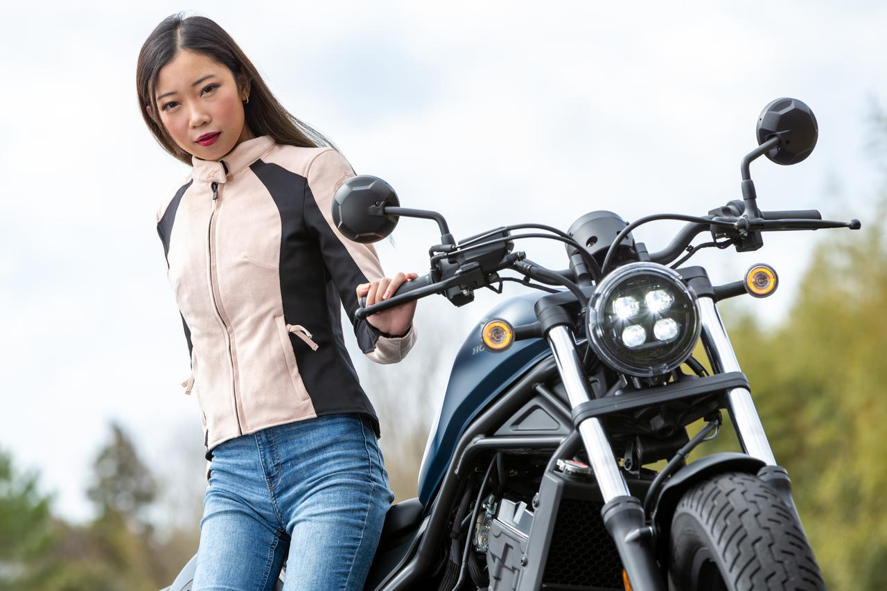 画像: ホンダ新型「レブル250」は3月19日に発売! ヘッドライトカウルを装備した「Rebel 250 S Edition」も同時にデビュー! - webオートバイ