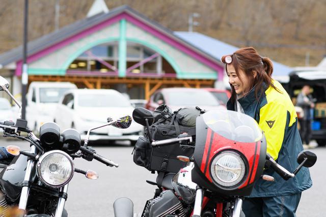 画像9: オートバイ女子部でキャンプツーリングに行ってきました!