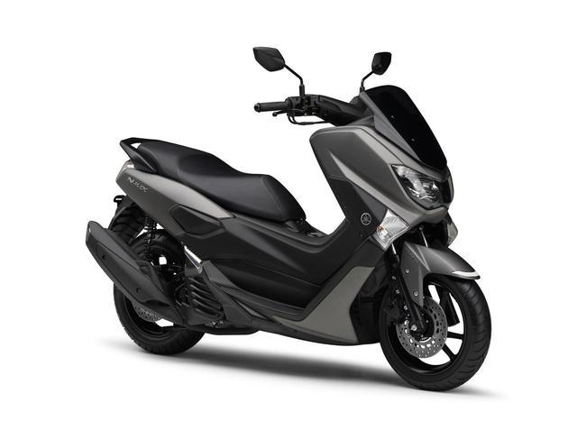 画像10: ヤマハの原付二種「NMAX ABS」2020年モデル情報|新色が4月25日に発売!【価格・発売日・カラー・スペック】