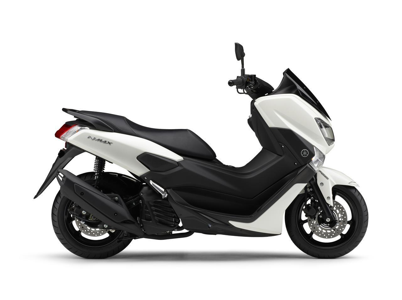 画像8: ヤマハの原付二種「NMAX ABS」2020年モデル情報|新色が4月25日に発売!【価格・発売日・カラー・スペック】