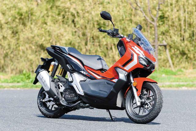 画像: Honda ADV150 総排気量:149cc 発売日:2020年2月14日 メーカー希望小売価格:45万1000円(税込)