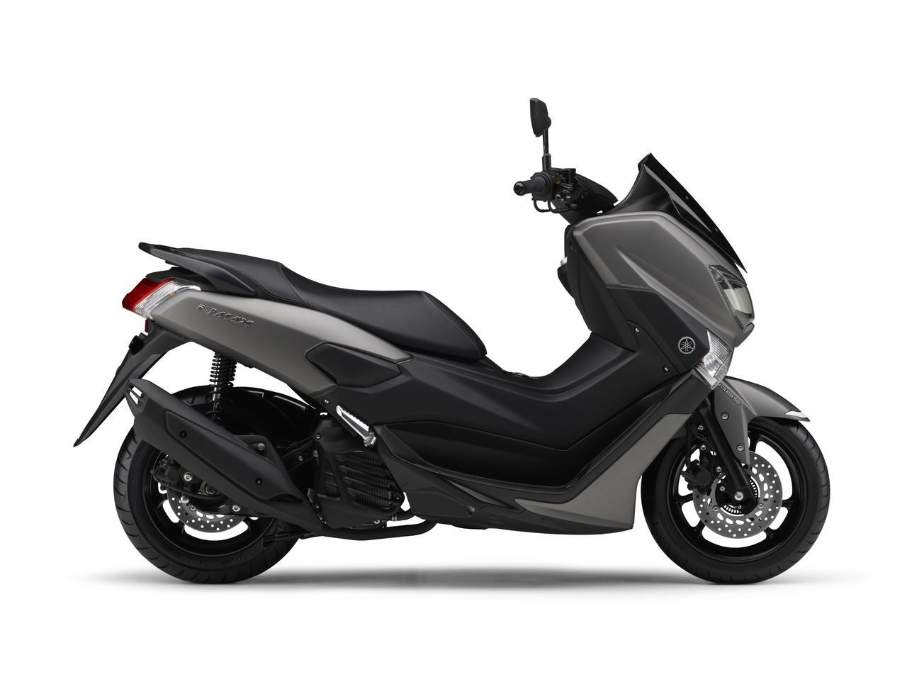 画像12: ヤマハの原付二種「NMAX ABS」2020年モデル情報|新色が4月25日に発売!【価格・発売日・カラー・スペック】