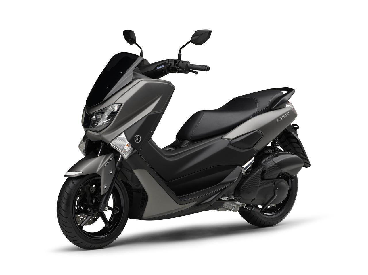 画像11: ヤマハの原付二種「NMAX ABS」2020年モデル情報|新色が4月25日に発売!【価格・発売日・カラー・スペック】