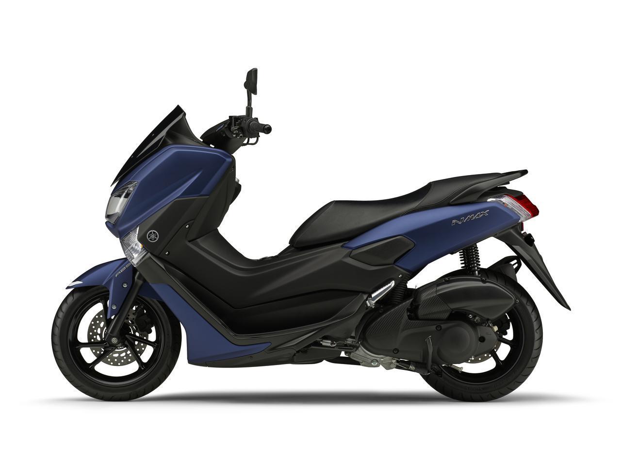画像5: ヤマハの原付二種「NMAX ABS」2020年モデル情報|新色が4月25日に発売!【価格・発売日・カラー・スペック】