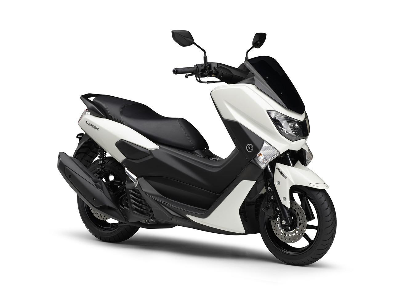画像: ヤマハの「NMAX ABS」2019年モデル情報 - webオートバイ